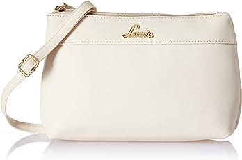 Lavie Cetan Women's Sling Bag (Beige) ()