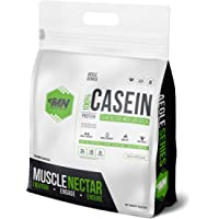 Muscle Nectar (MN) Micellar Casein, Slow Release Protein for Men & Women (Dutch Chocolate, 1kg (2.2lb))