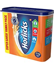 Horlicks Health and Nutrition drink - 2Kg refill pack (Classic Malt)