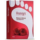 Raaga Professional Manicure & Pedicure, Rose, 63 g