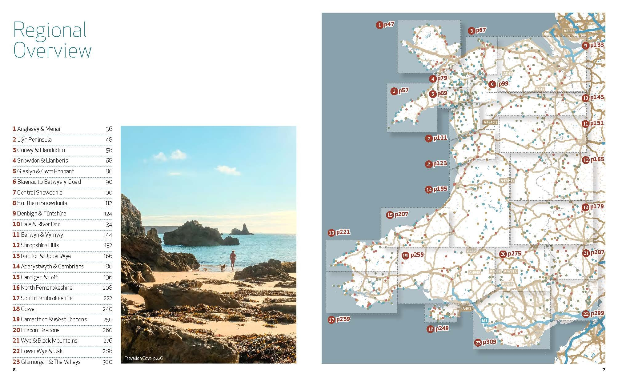 Wild Guide Wales and the Marches (Wild Guides) 10