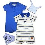 TuddyBuddy 100% Cotton Multi Color Romper Sleepsuit/Romper/Jumpsuit for Baby Boy & Baby Girl