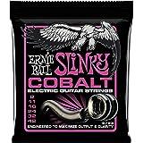 Ernie Ball 2723 Super Slinky Jeu de cordes en cobalt 9-42