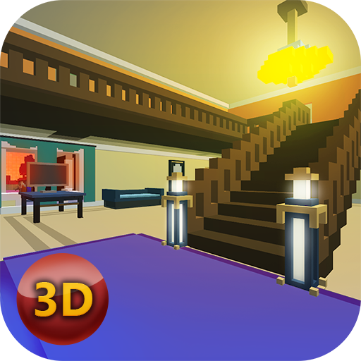 Luxury Home Mod Craft Design House (Interior Design Simulator)