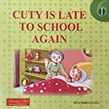 Cuty is late to school again-1.