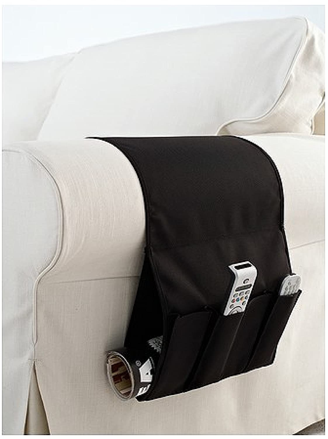Ikea Flort Remote Control Holder Armchair Pocket Amazon Co Uk  # Meuble Tv Ikea Gris