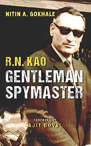 R.N Kao: Gentleman Spymaster