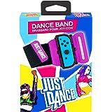 - Just Dance 2021 official - Dance Band - Brazalete para el controlador JoyCon, Correa elástica ajustable con ranura para el