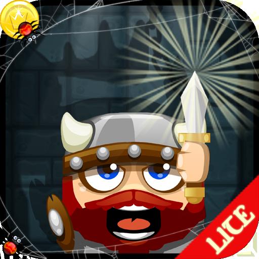 Little Viking: Dungeon Escape Lite