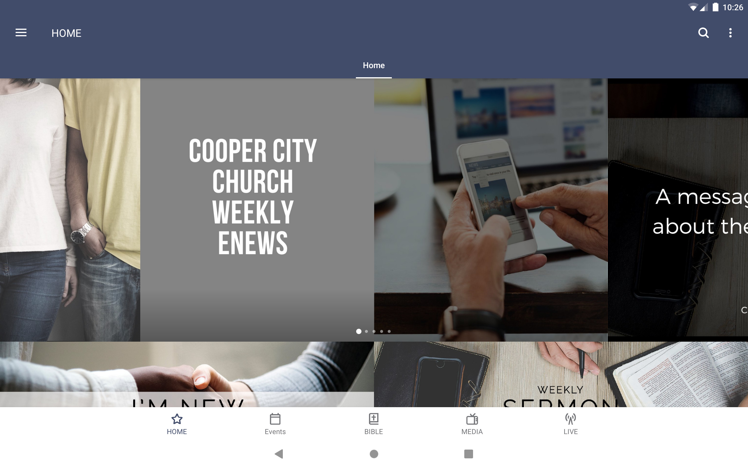 Cooper City Church Of God App Amazon In Appstore For Android