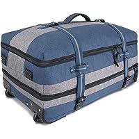 normani Reisetasche mit Rollen und großem Stauraum - mit Trolley-Funktion