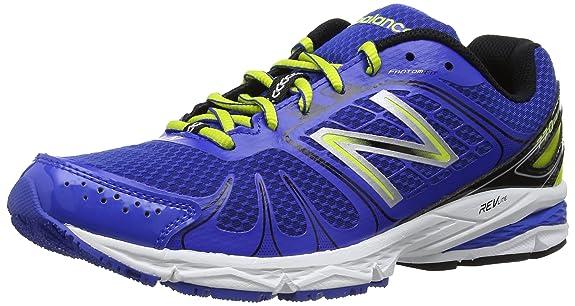 New Balance M770 D V4, Chaussures de running homme, Bleu (BlueYellow), 44: : Chaussures et Sacs