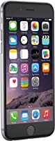"Apple iPhone 6, 4,7"" Display, SIM-Free, 64 GB, 2014, Space Grau (Refurbished)"