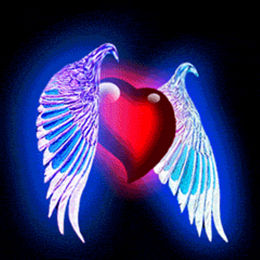 heart with wings live wallpaper amazon co uk appstore for android rh amazon co uk pictures of hearts with wings pictures of hearts with wings tattoos
