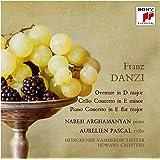 Danzi: Ouverture, Cello Concerto & Piano Concerto