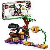 LEGO Super Mario Incontro nella Giungla di Categnaccio - Pack di Espansione, Gioco Costruibile con Figura di Pungipalla, 7138