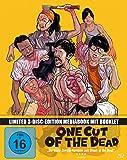 One Cut of the Dead - Mediabook  (+ 2 DVDs) [Blu-ray]