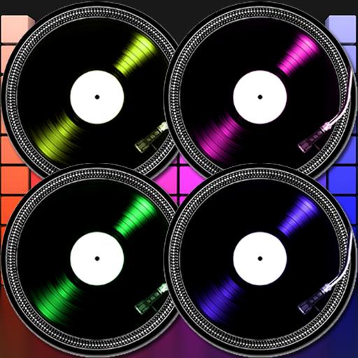 DJ Remix Studio Player - Dj-mixer-app