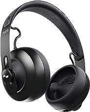 nuraphone - Auriculares de diadema inalámbricos Bluetooth con audífonos intraaurales, sonido personalizado, cancelación acti