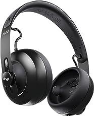 nuraphone - Kabellose Bluetooth-Kopfhörer mit Ohrhörern. Liefert Ihnen Ihren persönlichen Sound. 20 Stunden Batterielebensdauer. Neue und verbesserte Funktionen durch Software-Upgrade für bestehende und neue Nutzer