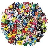 Random Shoe Charms +Wristband, for Clog Shoes & Bracelet Wristband Cartoon Shoes Decoration Charm for Kids Party Birthday Gif