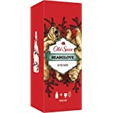 Old Spice After Shave Spray Bearglove, 1er Pack (1 x 100 ml)