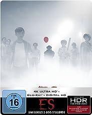 ES als Steelbook (Limited Edition exklusiv bei Amazon.de) (4K Ultra HD + 2D Blu-ray) [Blu-ray]