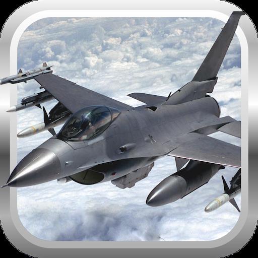 F18 VS F16 Jet Fighter Warrior -