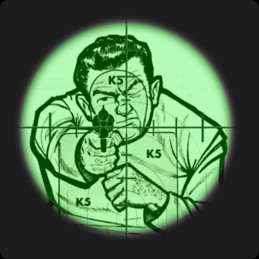 Sniper Cam Pir-cam