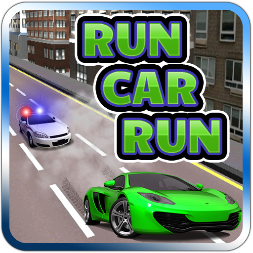Run Car Run : Police Chase