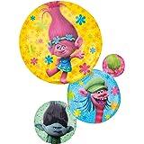"""Amscan International–Globo en forma de """"trols Super forma de 22de 3395201 , color/modelo surtido"""