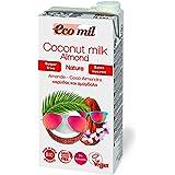 Nutriops Ecomil Coco Eco Almendra Nature 1L Sin Azucares Tetrabrik 1L 400 g