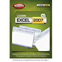 Pebbles Learning Excel 2007 (DVD)