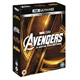 Avengers Collection (1-3 Box-set) [UHD] [Blu-ray]