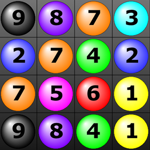 Numbers Addict - Free Candy Splash -