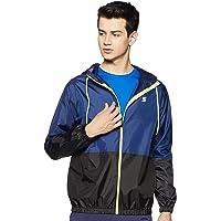 Amazon Brand - Symactive Men's Lightweight Rain Jacket