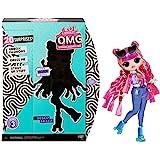 LOL Surprise OMG Muñeca de Moda ROLLER CHICK, con 20 Sorpresas, Ropa, Vestidos con Purpurina y Accesorios a la Moda, LOL Surp