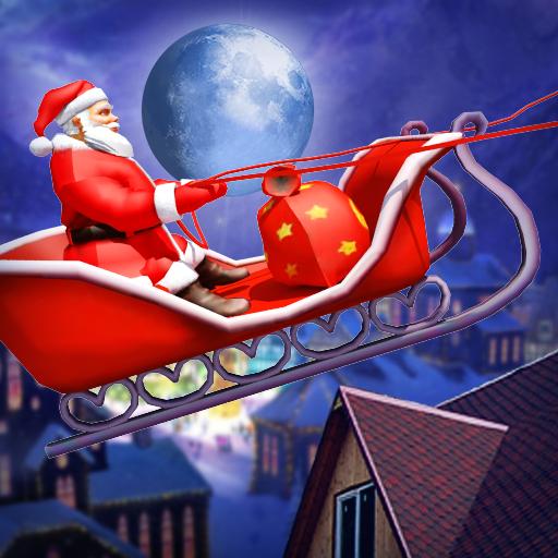 Driver Santa Claus OFF Road (Call-app Magic)