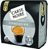 Carte Noire Espresso Classique N°8 - 180 Dosettes souples (Lot de 5 X 36)