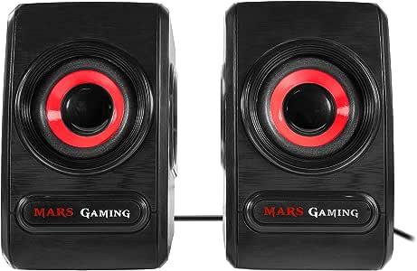 Mars Gaming Mrs0 Passive Lautsprecher Gaming Für Pc Elektronik