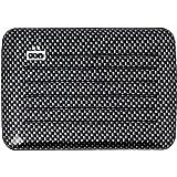 Ögon Smart Wallets - Stockholm V2 Aluminium Wallet - Metal Lock and Water Resistant - RFID Blocking Card Holder - Up to 10 Ca