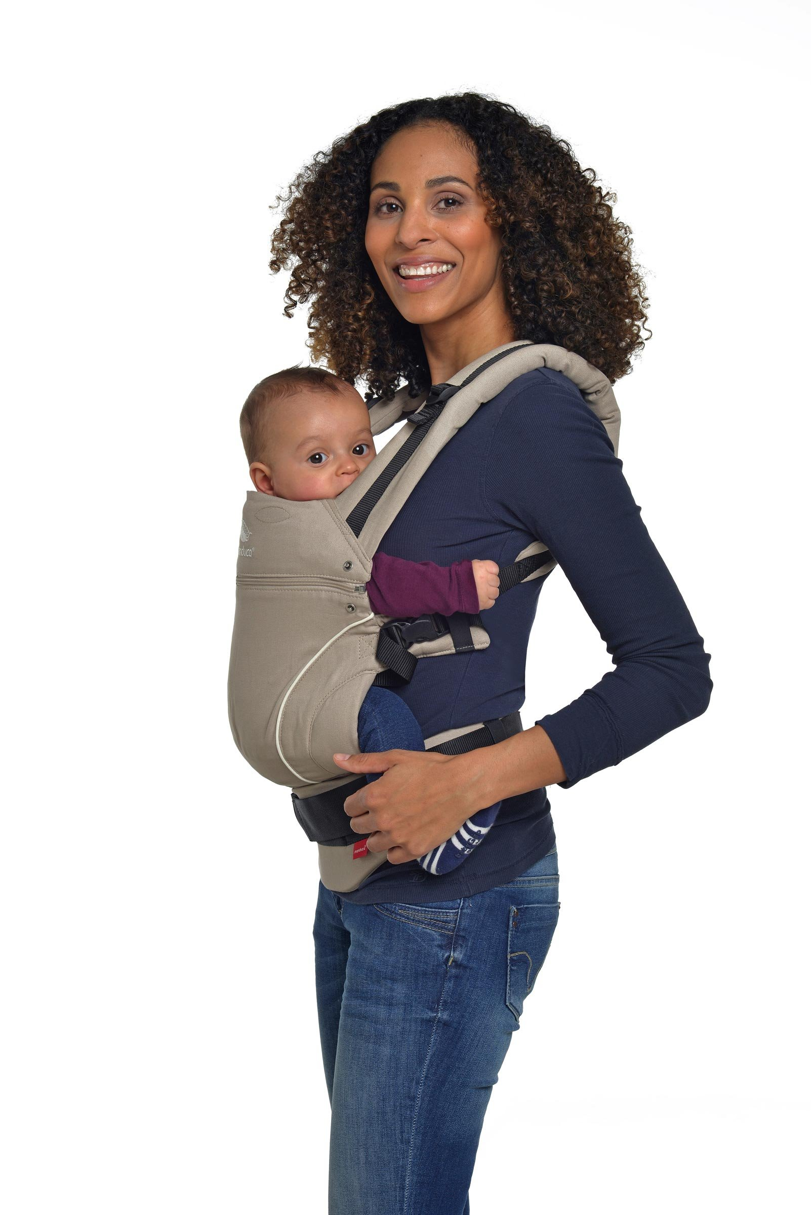 Manduca Baby Carrier Pure Cotton (Desert Sand) Manduca Discontinued model Is no longer produced (since 2017) 8