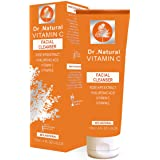 Vitamin C Facial Cleanser With Vitamin E, Hyaluronic Acid, Rose Hip Extract 118ml