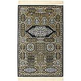 KAABA DOOR PRAYER MAT - Multi Color