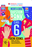 Oswaal NCERT & CBSE Question Bank Class 6, Social Science (For 2021 Exam)