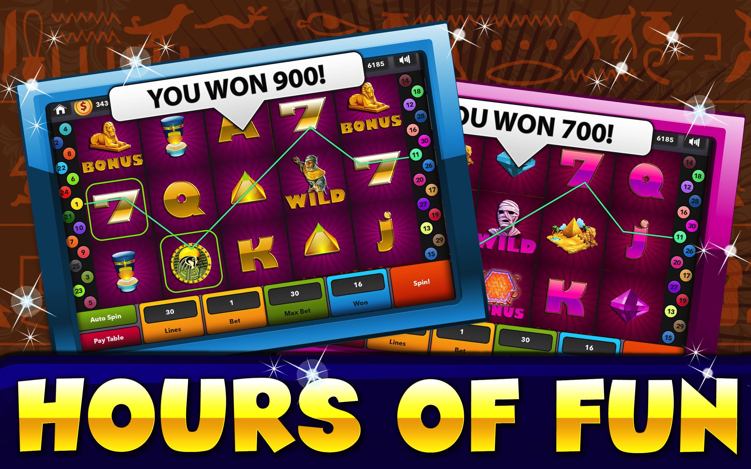slot games offline download