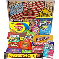 American Sweets Gift Box | Candy and Chocolate Hamper Selection | Classic USA Treats | Perfect Gift for Children, Adults…