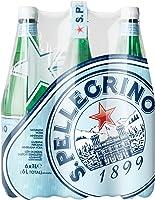San Pellegrino Sparkling Natural Mineral Water 6x1L