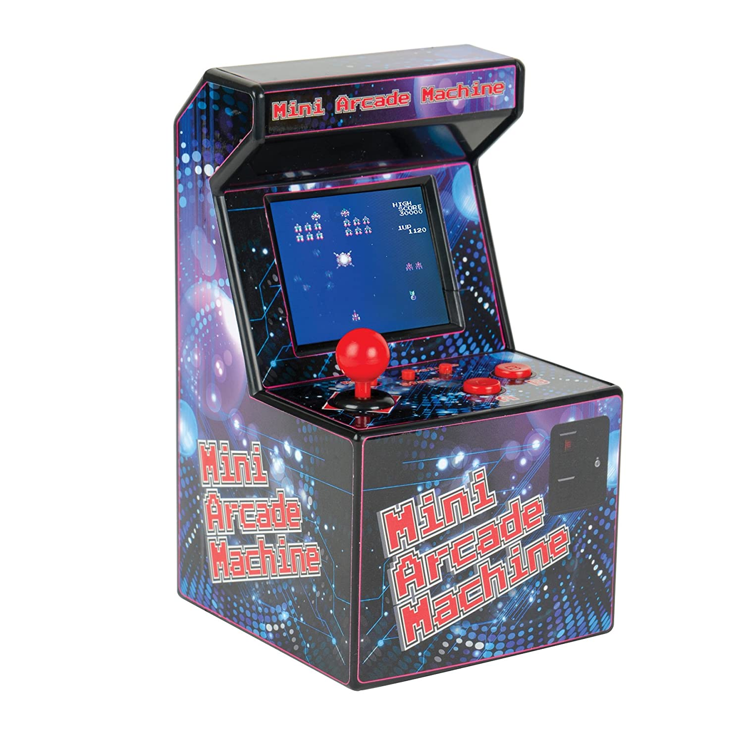 Mini Arcade Machine: Amazon.co.uk: Toys & Games