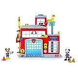 IMC Toys - Caserne de Pompiers (IMT) - 184534 - Disney